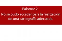 Palomar 2 sin cartografia